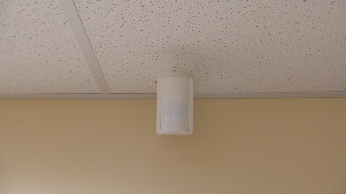 Motion Detector Alarm