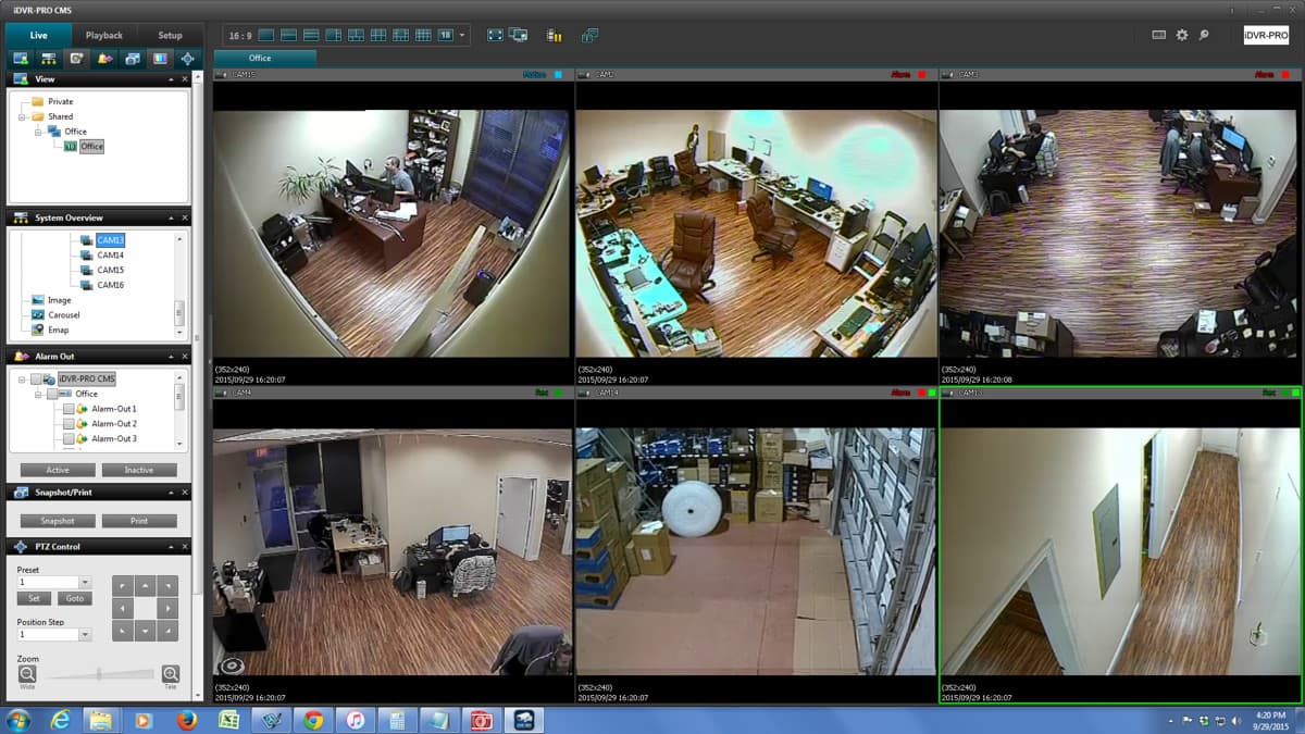 Wireless Security 2017 Cameras
