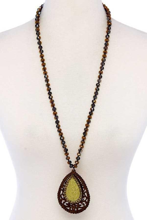 designer pendant necklace # 51