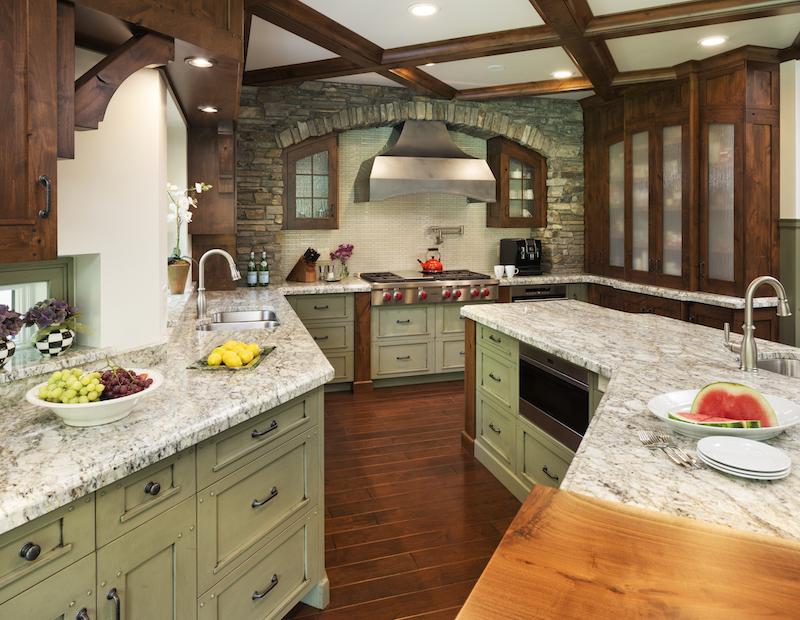 Popular Kitchen Colors 2017