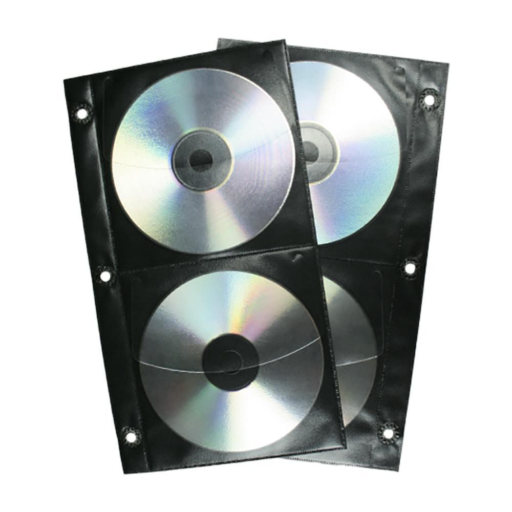 Ring 3 Cd Storage Binder