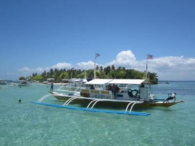 Pandanon Island and Nalusuan Island Hopping Tour - Cebu ...