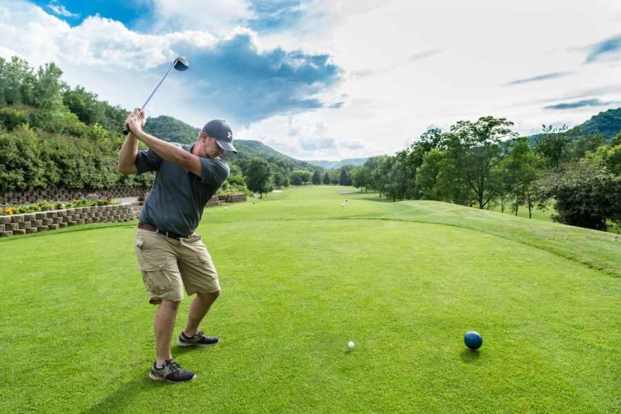 Winona MN Golf Course  Restaurants in Winona MN  Tree Farms   Cedar     Cedar Valley Golf Course