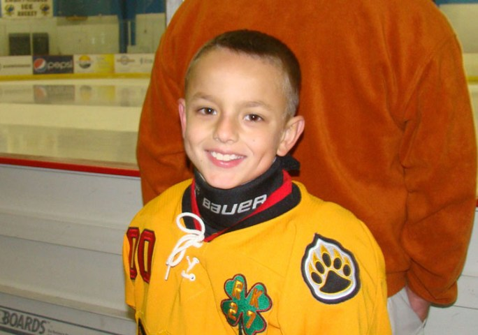 Golden Wolves Squirt A  2013 2014  Roster Maddox Olenick