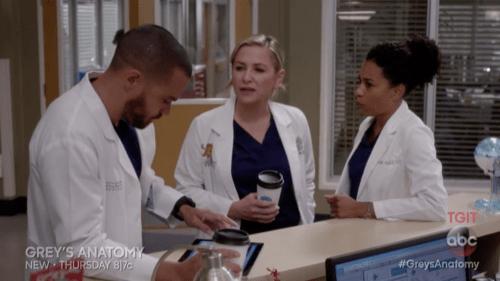 "Grey's Anatomy Recap 2/9/17: Season 13 Episode 12 ""None of ..."