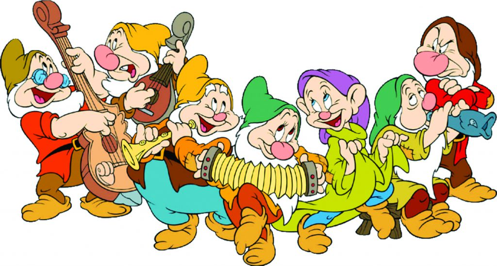 Top Ten Things You Didn't Know About the Seven Dwarfs ...