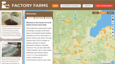 Center for Food Safety   Oregon hopes to be first state to map GMO fields
