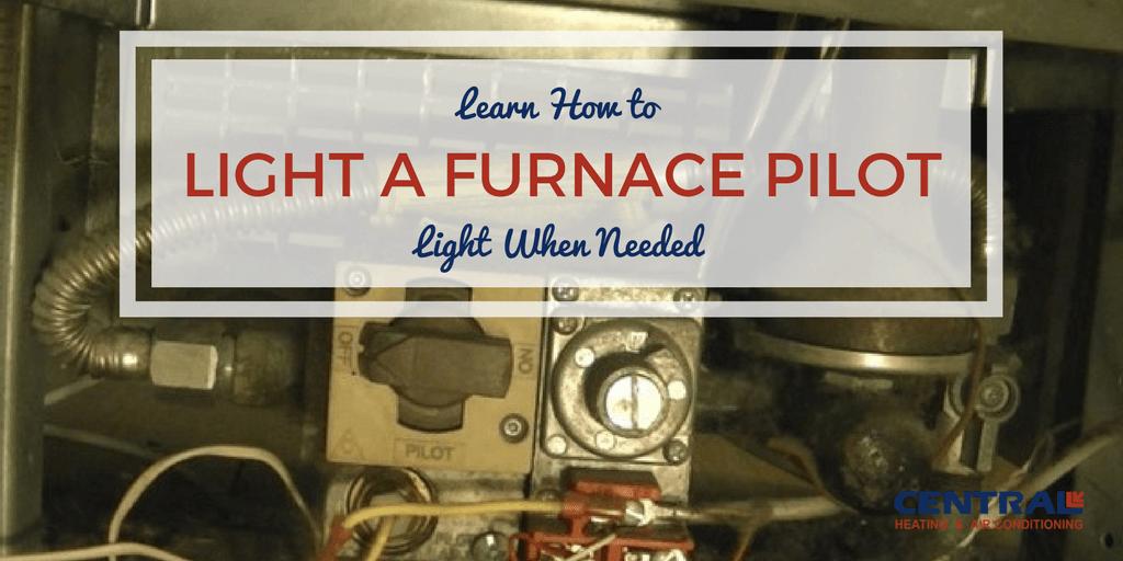 Boiler Pilot Light Goes Out