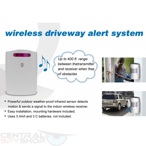 Home System Security Mace Wireless