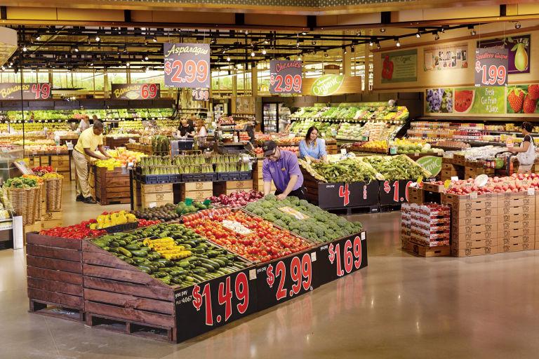Fresh Grocer Drexeline Shopping Center
