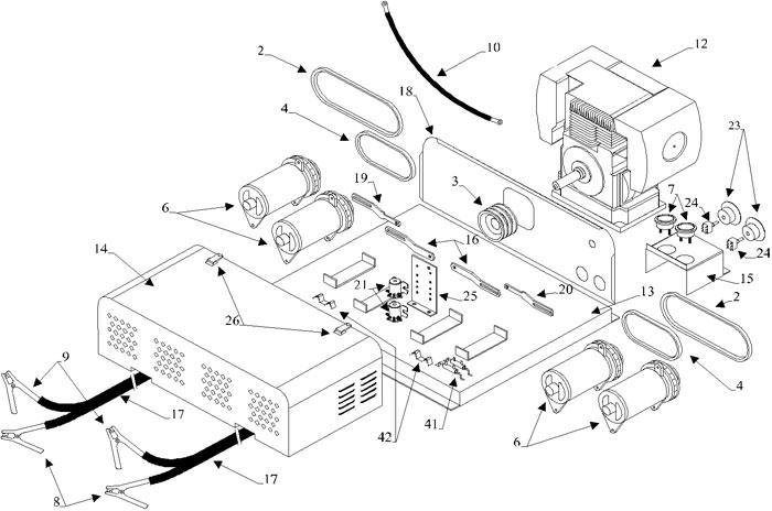 24 Volt Starter Solenoid Wiring Diagram