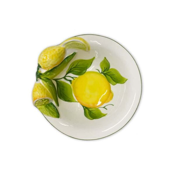 Ciotolina Lemon Collection 14 cm