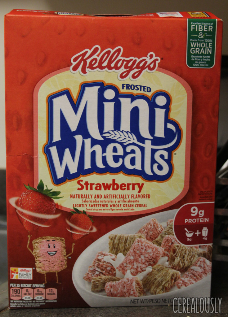 Wheat Cereal Frosting
