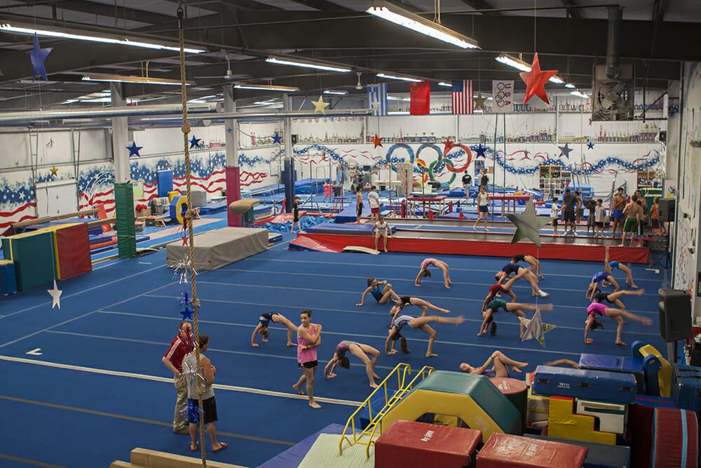 Athletic Performance High Training Center