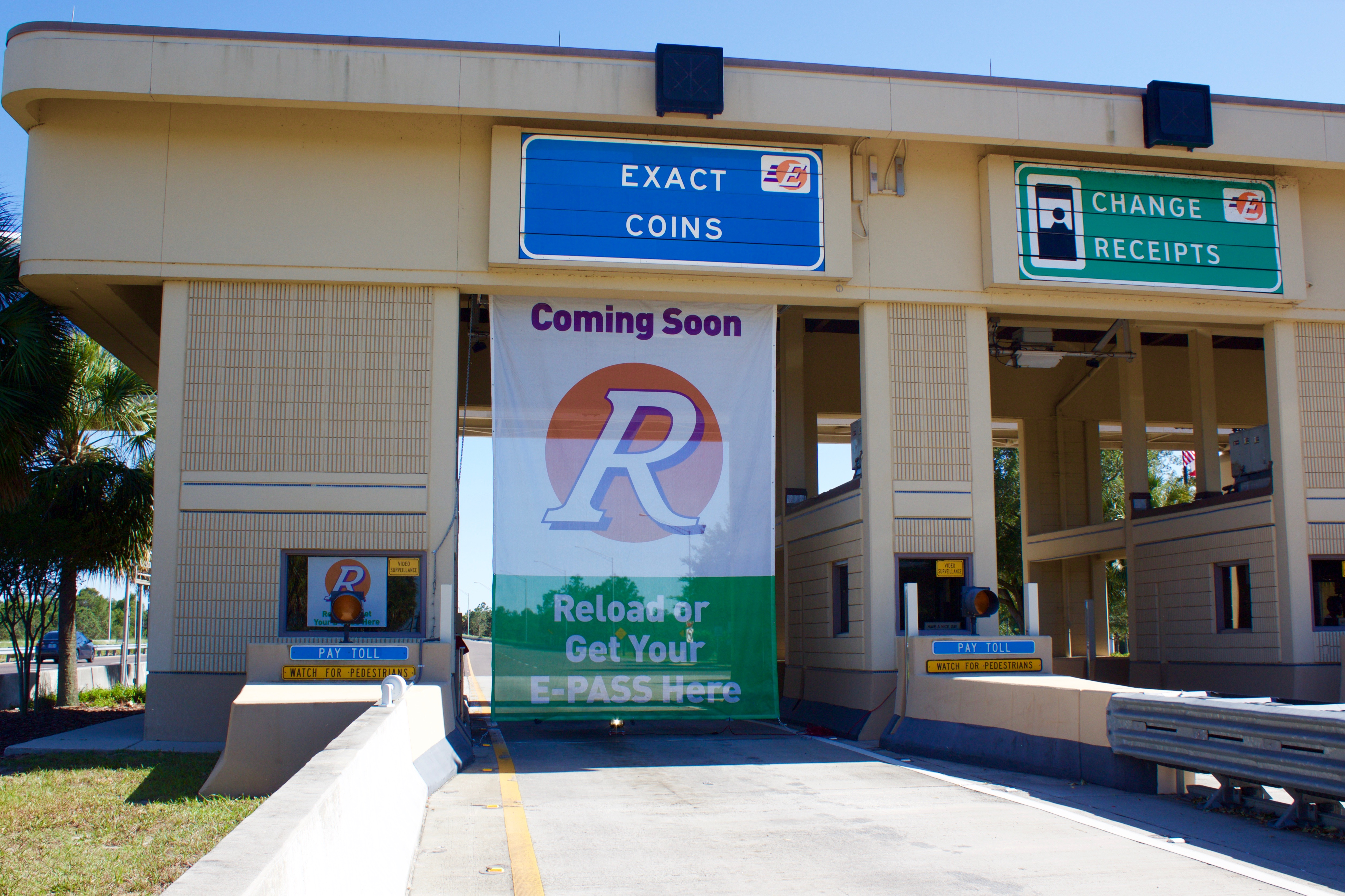 NEW  RELOAD LANES  TO OPEN AT SR 429 FOREST LAKE PARKWAY TOLL PLAZA     It will also feature all electronic  cashless  tolling  which means  customers without E PASS will receive a more expensive Pay by Plate invoice