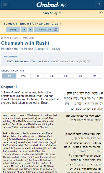Chabad Candle Lighting