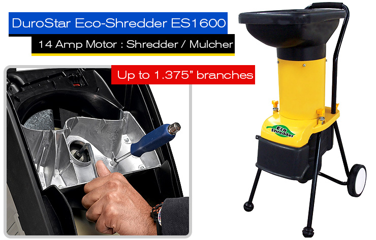 Best Wood Shredder