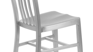 Aluminum Sandra Navy Style Chair, Sandra Collection
