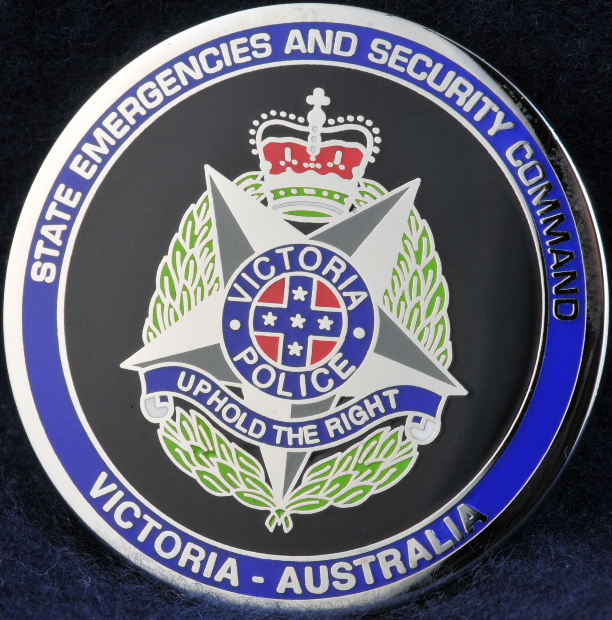Victoria Australia Police Department