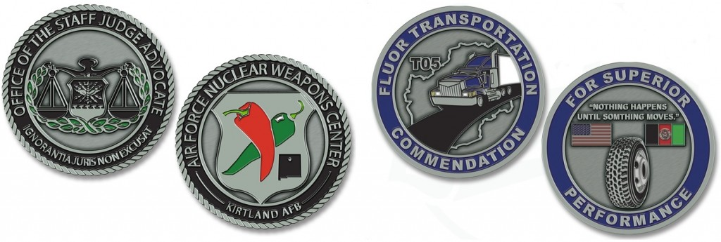 Latest Custom Coin Designs Challenge Coins Limited