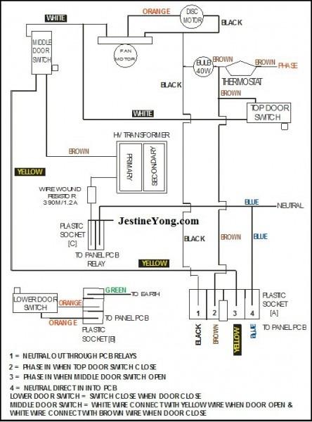 Samsung Washer Vrt Diagram Parts