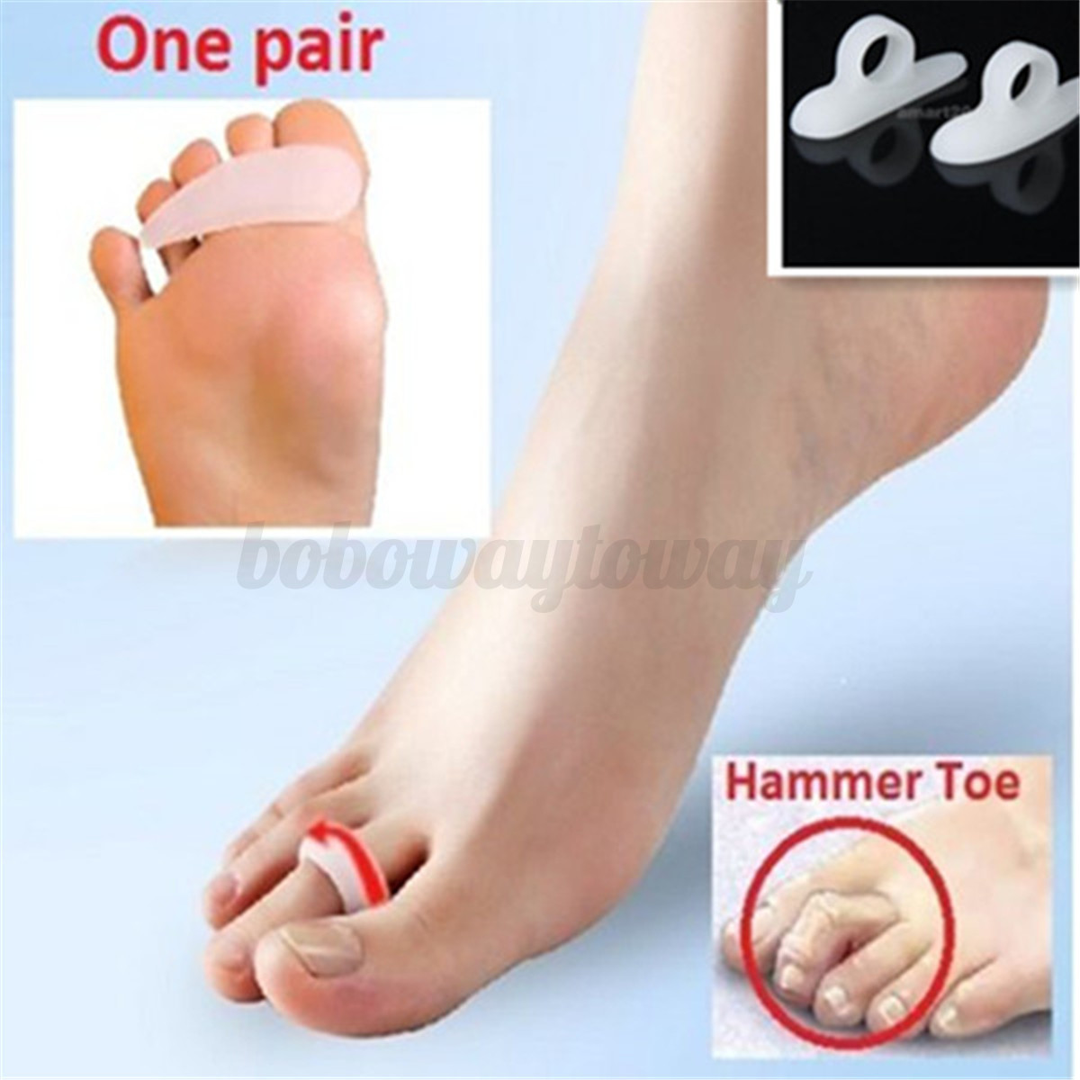 Hammer Toe Correction Exercise