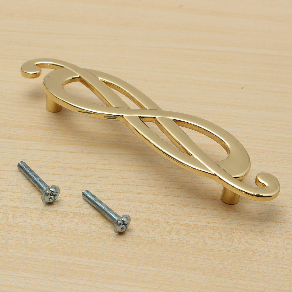 Silver And Gold Cabinet Hardware
