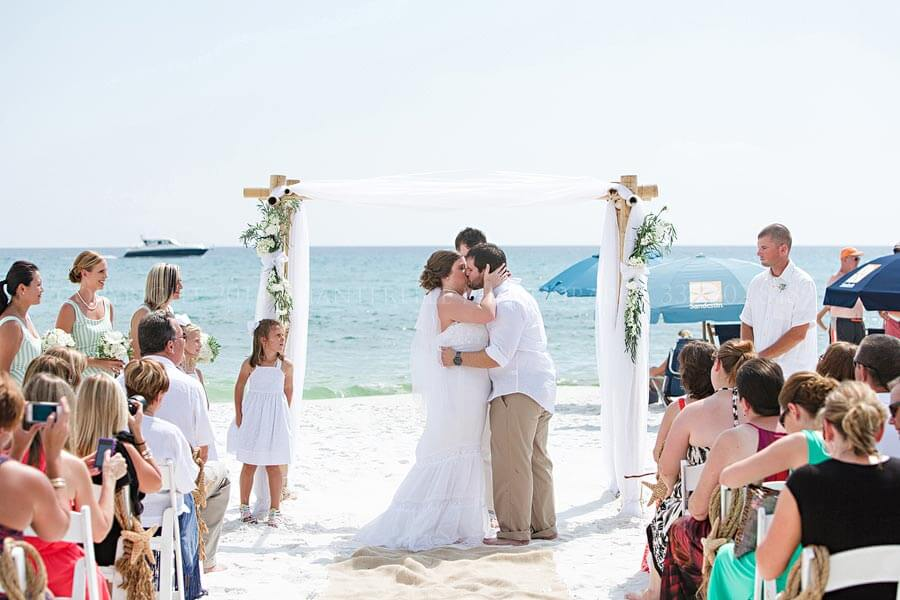 Places Get Married Florida Beach