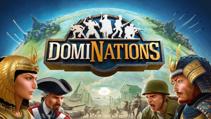 Strategy Games Power Up Report   Chartboost From the developers behind PC strategy stalwarts Rise of Nations and  Civilization  DomiNations takes the best of mobile strategy games and  blends it with