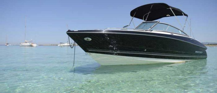alquiler barco ibiza monterey fs lateral jimibizaboats