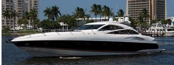 Sunseeker Predator 68 Hard Top