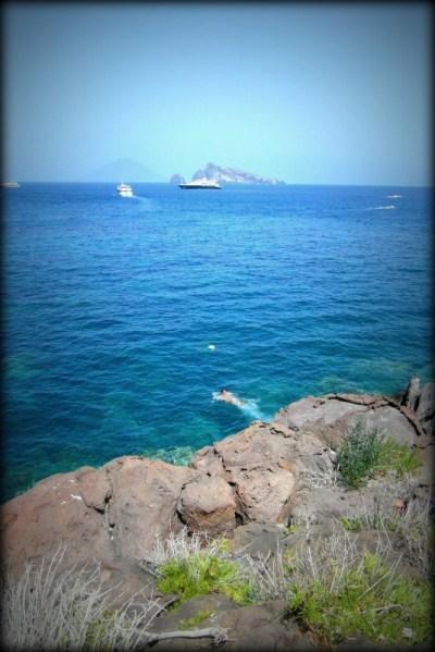 Photos of 60m luxury yacht LYANA near Panarea – Aeolian ...