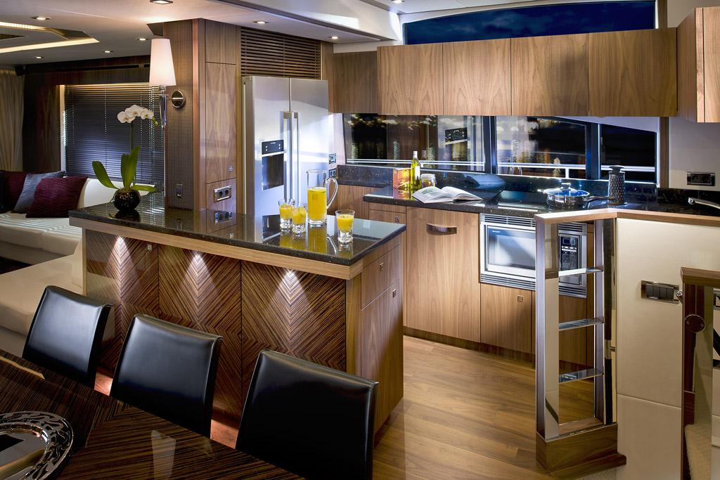 Ship Galley Kitchen Design
