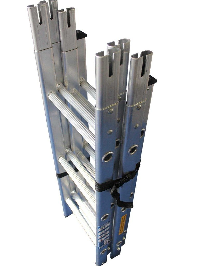 Standard Sectional Surveyors Ladders Chase Manufacturing Ltd