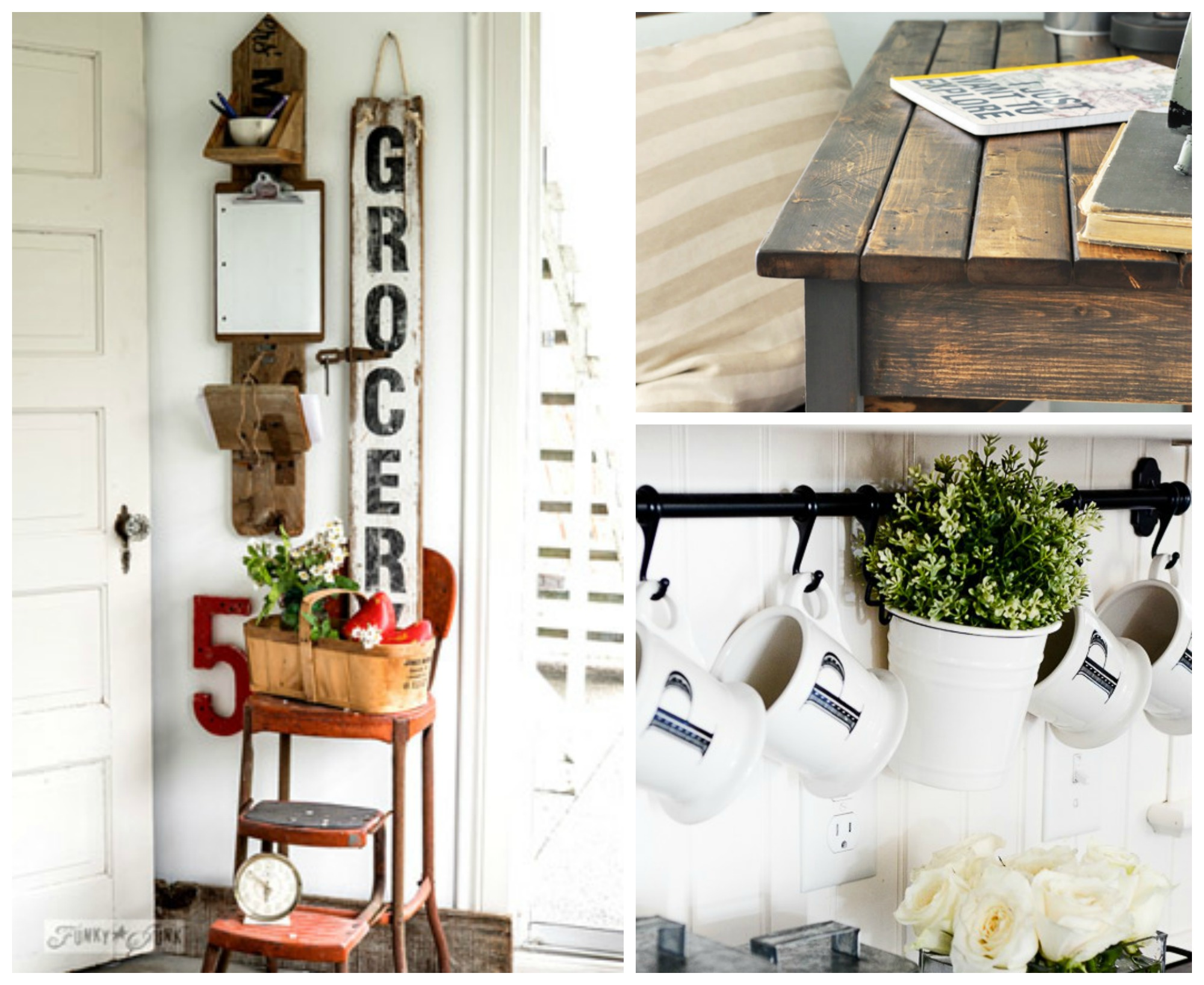 Farm Inspired Decor