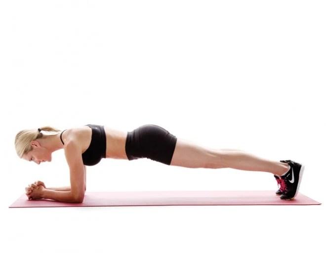 Printable Calendar Challenge 30 Day Plank