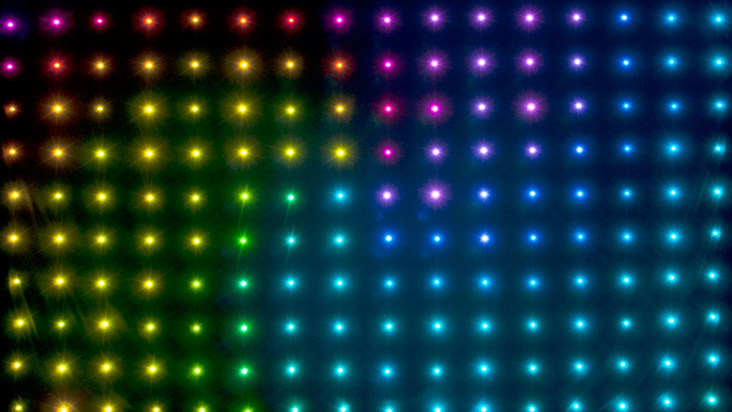 Portable Display Lights