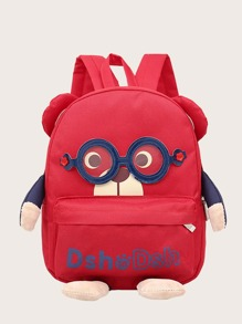 Kids Cartoon Decor Backpack