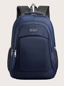 Men Pocket Front Backpack