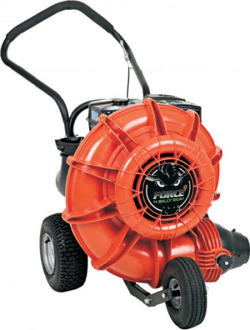 Powerful Leaf Blower Vacuum