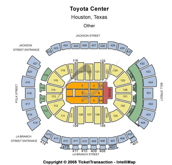 Toyota Center / Houston Rockets Suite Map And Seating Chart. Related Post