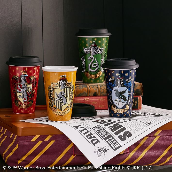 This Harry Potter Home Decor Collection Will Turn Your Kids  Rooms     Harry Potter tumbler