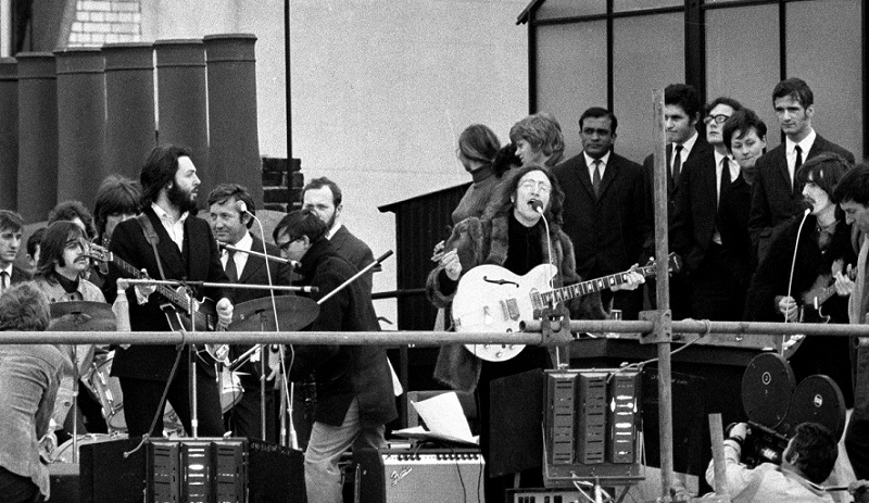 1969 Perform Last January Time Together 30 Beatles