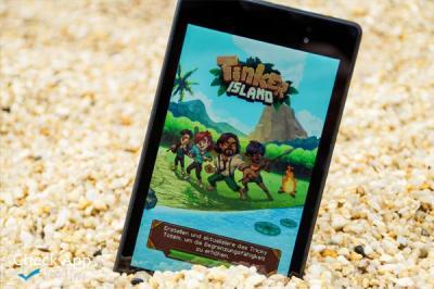 Tinker Island fesselt - das Geheimnis der Insel gelüftet ...