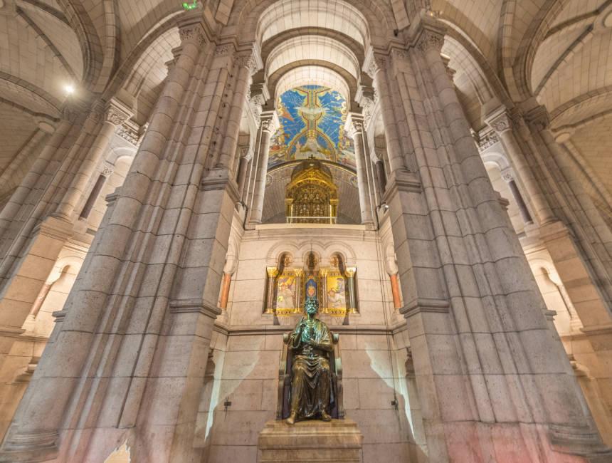 Dome Sacre Coeur Basilica