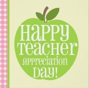 Teacher Appreciation Day – May 5th, 2020 – Lake Chelan School District