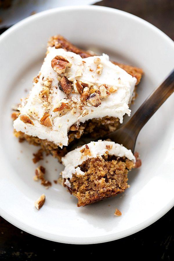 Easy Applesauce Cake