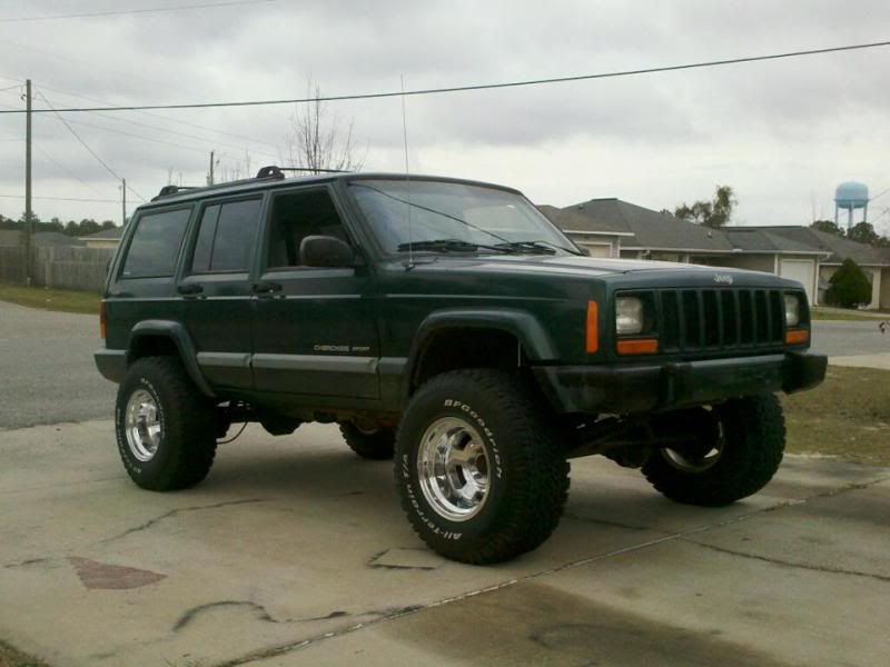 2012 Jeep Cherokee Rims