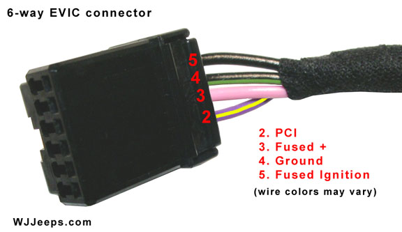 Jeep Overhead Console Cherokee Wiring