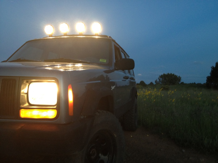 Cherokee Road 2012 Grand